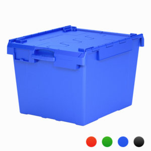 IT3 Computer Crate Blue 140L