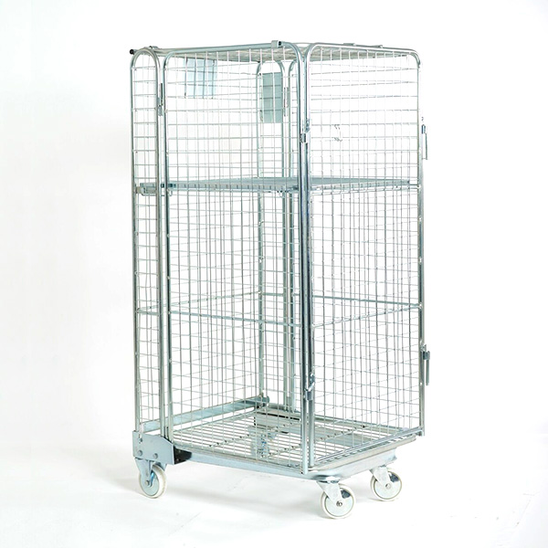 security roll cage container