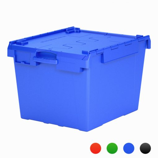 IT3 Computer Crate Blue 140L
