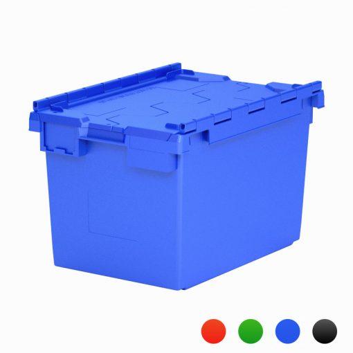 L2C Crate Blue 64L