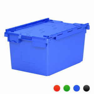 L3C Crate Blue 80L