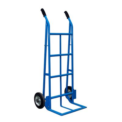sack barrow, sack truck, hand truck - blue